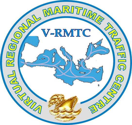 Logo Virtual Regional Maritime Traffic Center (V-RMTC)
